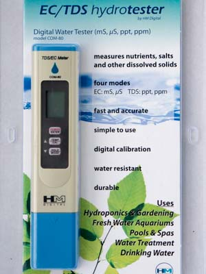 Hydrotester